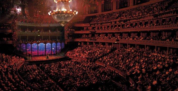 Das Phantom der Oper in der Royal Albert Hall