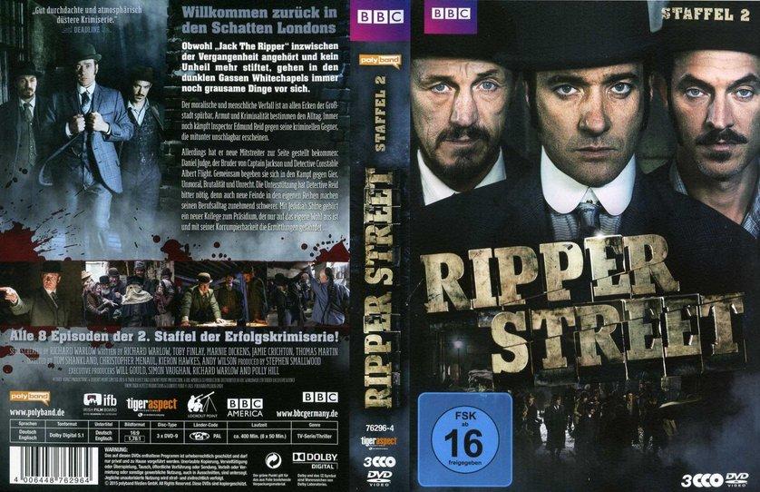 ripper street trailer deutsch