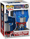 Transformers Optimus Prime Vinyl Figur 22 powered by EMP (Funko Pop!)