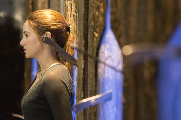 Shailene Woodley in 'Die Bestimmung' 2014
