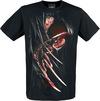 A Nightmare on Elm Street Freddy powered by EMP (T-Shirt)