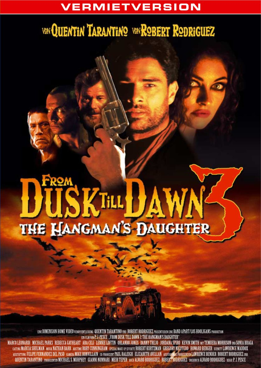 from dusk till dawn serie stream