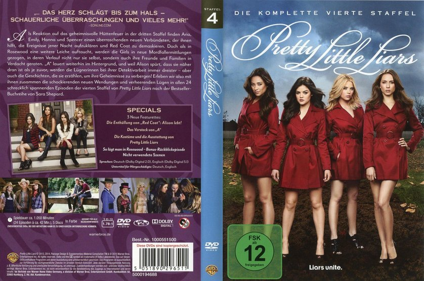 pretty little liars staffel 1 anschauen