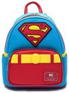 Superman Loungefly - Superman Logo powered by EMP (Mini-Rucksack)