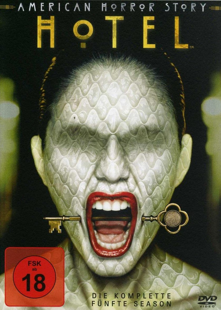 American Horror Story Staffel 5 Dvd