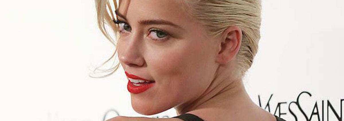 Amber Heard: Paranoia: Steigt Amber Heard mit Betrüger ins Bett?