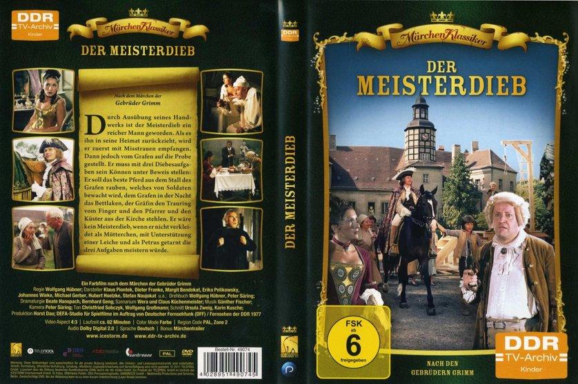 Der Meisterdieb Märchen