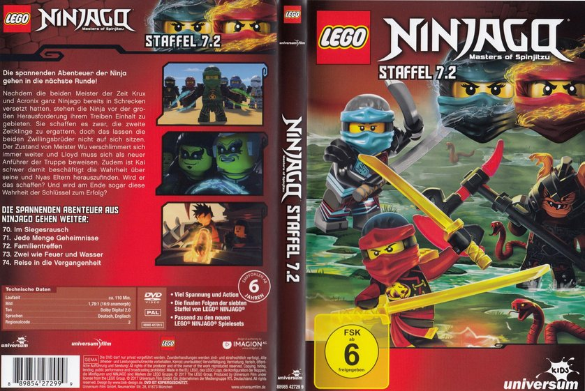 Ninjago Staffel 7