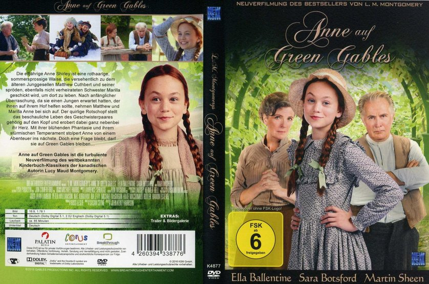 Anne Auf Green Gables Stream Deutsch