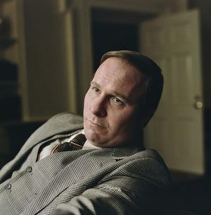 Erkannt? 'Batman' Christian Bale als Vizepräsident in 'Vice' © Annapurna