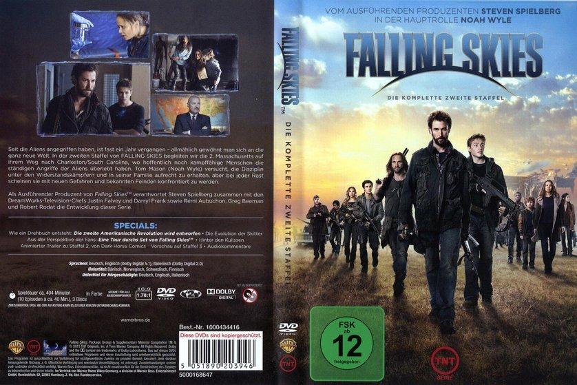 Falling Skies Staffel 5