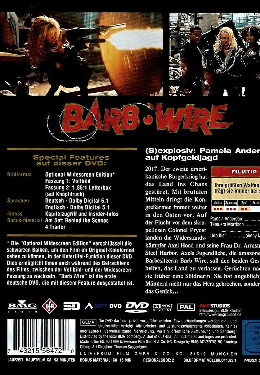 Barb Wire Dvd Oder Blu Ray Leihen Videobusterde