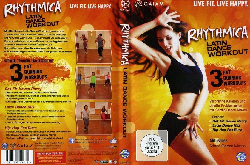 Latin Dance Workout Videos 70