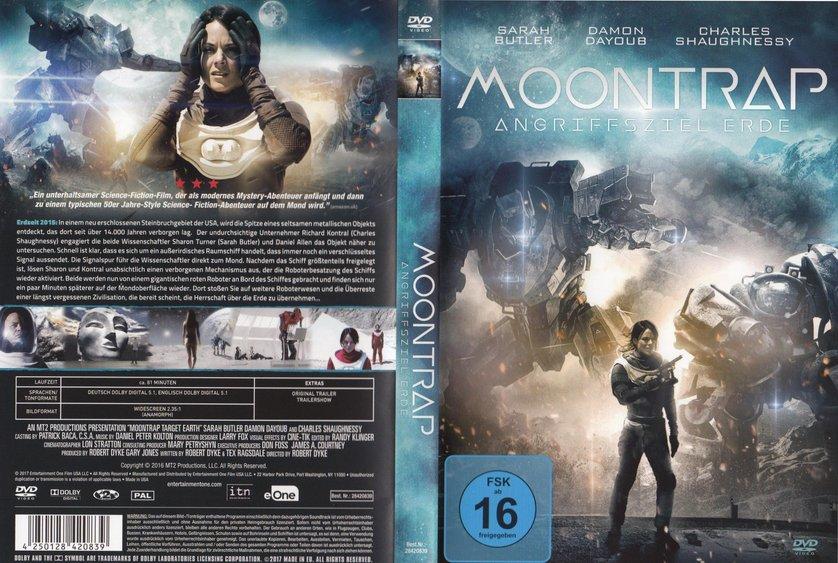 Moontrap Angriffsziel Erde
