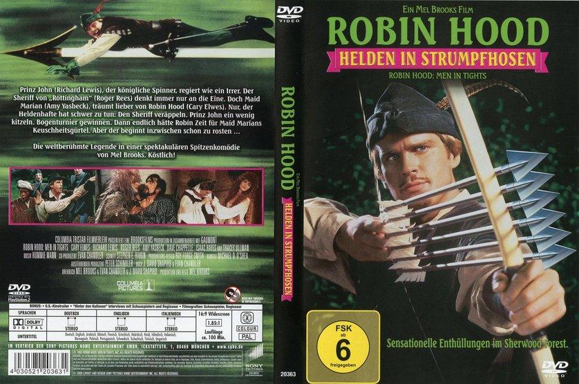 robin hood helden in strumpfhosen dvd oder blu ray leihen. Black Bedroom Furniture Sets. Home Design Ideas