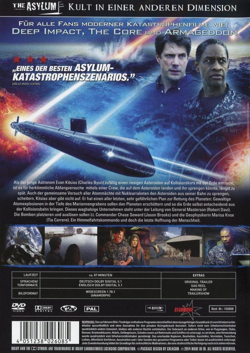 asteroid vs earth dvd - photo #13