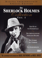 Sherlock Holmes Collection 1 - Stimme des Terrors