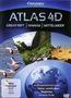 Discovery Atlas 4D - Great Rift - Hawaii - Mittelmeer