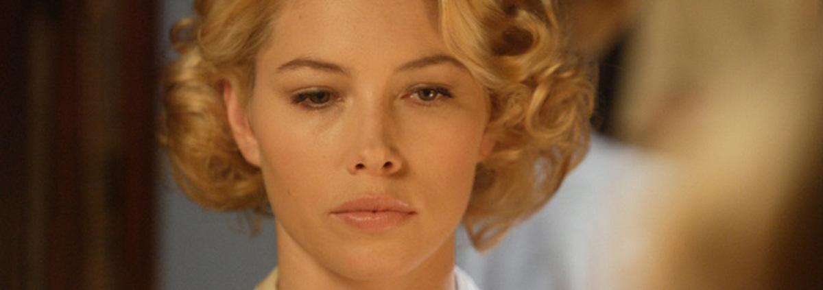 Jessica Biel in Hitchcock-Biopic: Für Biel geht's nach der Zukunft in die Vergangenheit