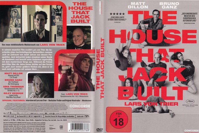 The House That Jack Built 2021