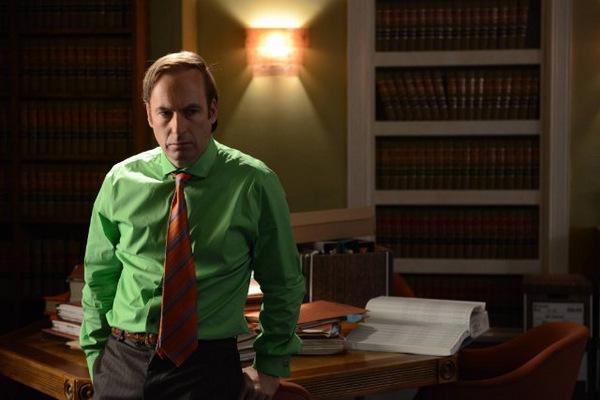 Bob Odenkirk als Saul Goodman in 'Breaking Bad' © Sony