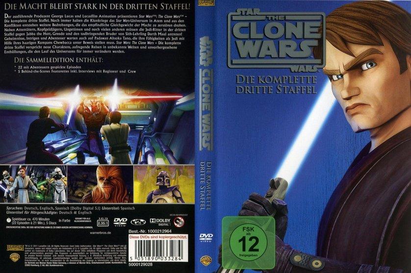 star wars the clone wars alle staffeln deutsch