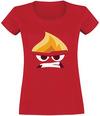 Alles steht Kopf Wut powered by EMP (T-Shirt)