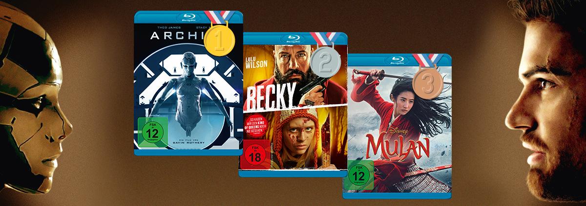 DVD & Blu-ray Charts 11-2020: Ihr habt entschieden: November Charts 2020!