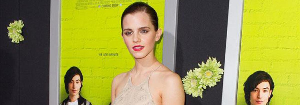 Vielleicht lieber morgen: Aufregend schöne Kussszene für Emma Watson