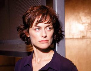 Sarah Clarke als Nina Myers © 20th Century Fox