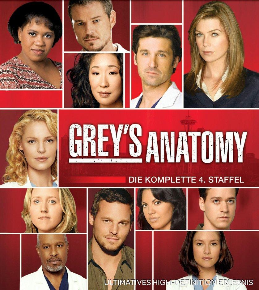 Staffel 4: DVD Oder Blu-ray Leihen
