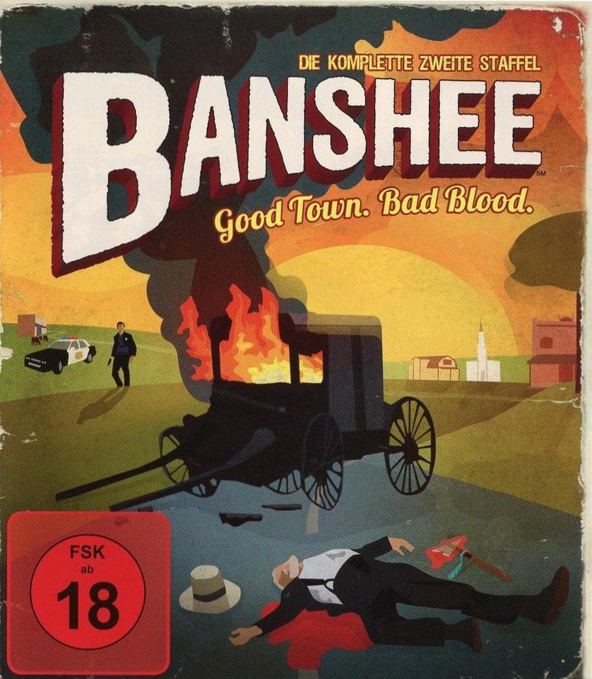 Banshee Staffel 4 Deutsch