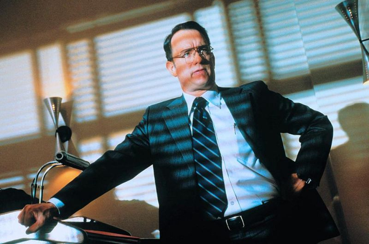 Tom Hanks in Steven Spielbergs 'Catch Me If You Can' (USA 2002) © DreamWorks