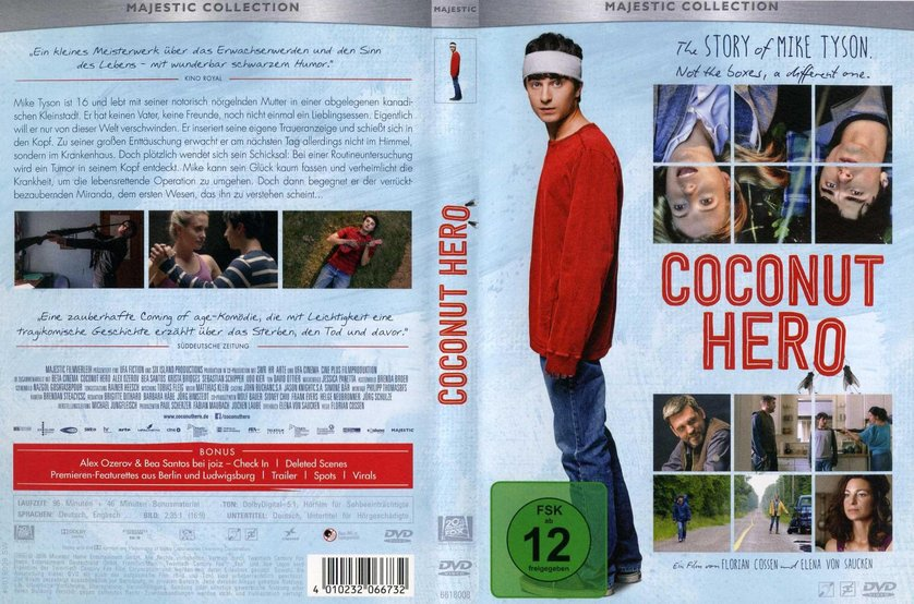 Coconut Hero Stream