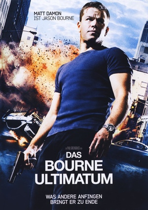 'Bourne Ultimatum' © Universal