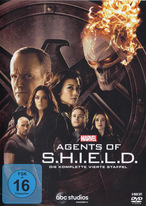 Marvels Agents of S.H.I.E.L.D. - Staffel 4
