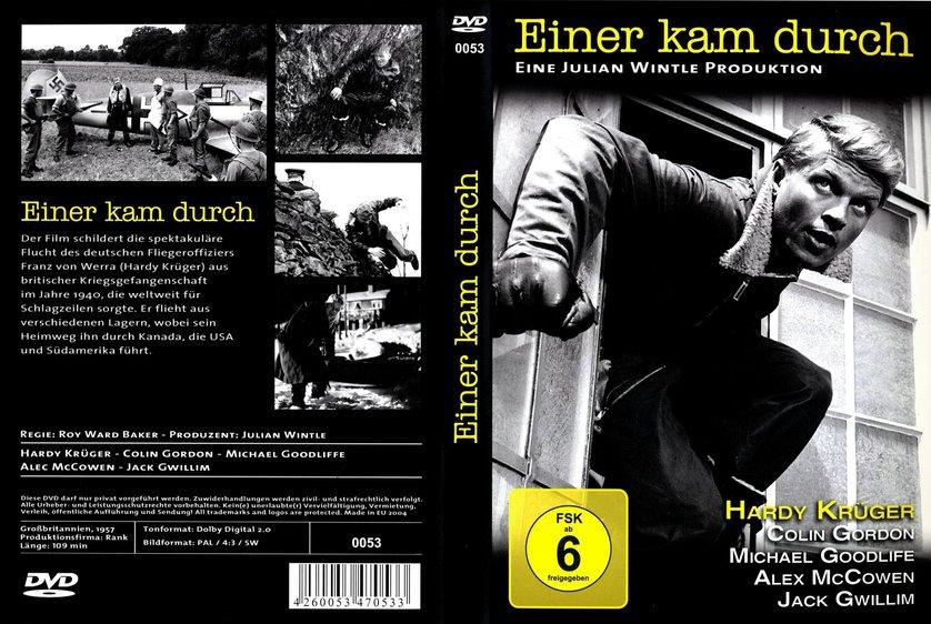 Einer Kam Durch Ganzer Film Deutsch