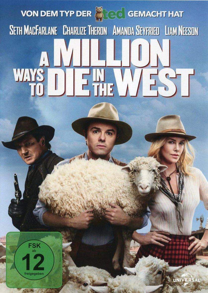 A Million Ways To Die In The West Deutsch