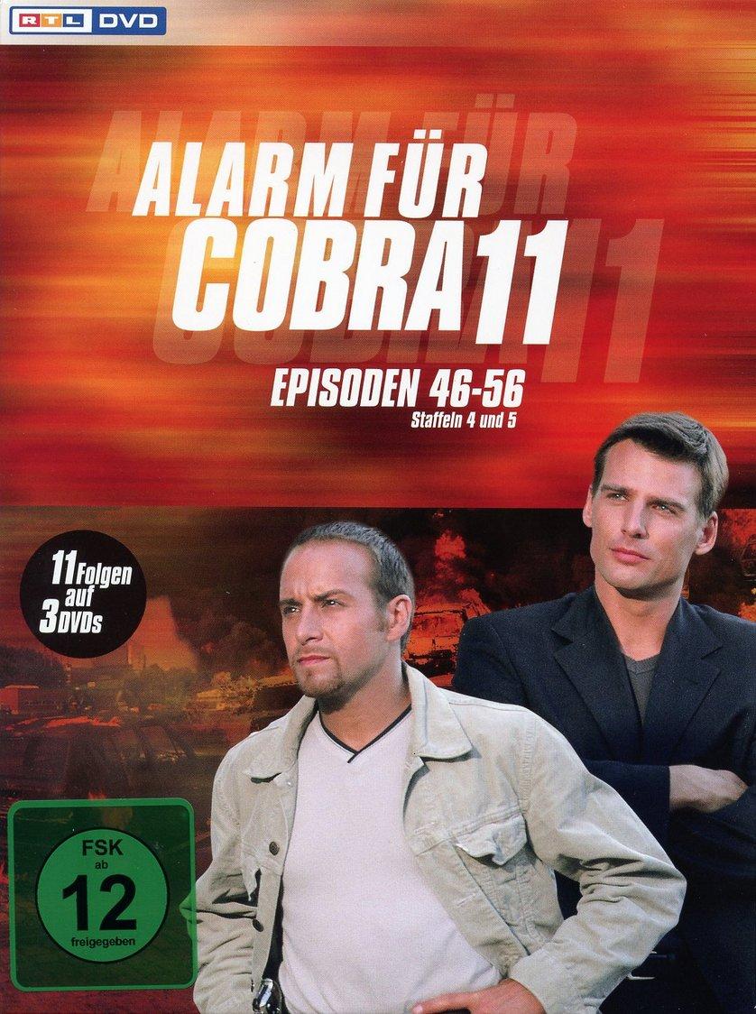 Alarm Für Cobra 11 Staffel 4 5 Dvd Oder Blu Ray Leihen