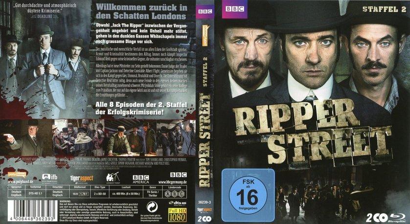 ripper street staffel 5 deutsch
