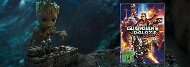Guardians of the Galaxy 2: Die galaktischen Helden sind zurück!