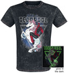 Deadpool Glow in the Dark powered by EMP (T-Shirt)