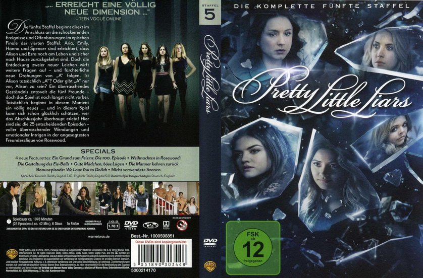 pretty little liars staffel 4 deutsch
