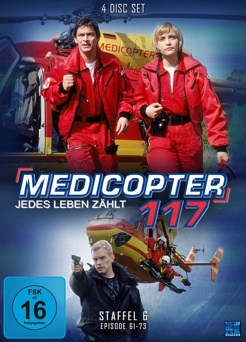 Medicopter 117 Darsteller