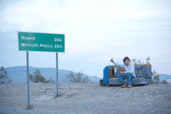 Emile Hirsch in 'Into the Wild' © TOBIS Film