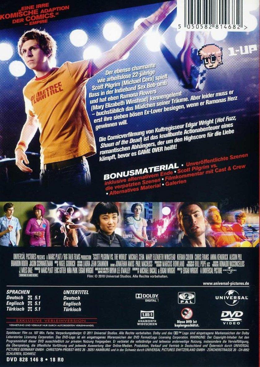 Scott Pilgrim Gegen Den Rest Der Welt Movie4k