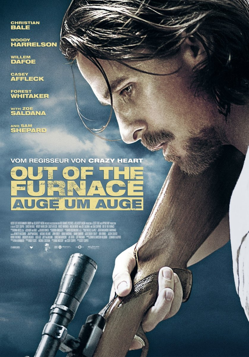 Auge Um Auge Out Of The Furnace Stream
