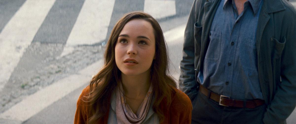 Unser Star im Starporträt: Ellen Page, hier 2010 in Christopher Nolans 'Inception' © Warner Home Video
