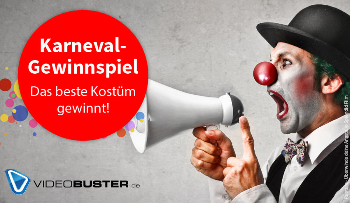 Karneval Gewinnspiel Auflösung: Kostüm-Foto-Aktion: Jecken-Jury Gewinner