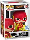 The Flash The Flash (Glow in the Dark) (Funko Shop Europe) Vinyl Figur 1101 powered by EMP (Funko Pop!)